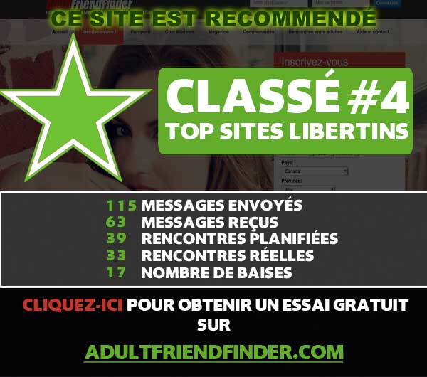 Analyse sur AdultFriendFinder.com