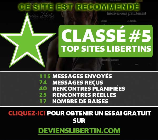 Analyse sur DeviensLibertin.com