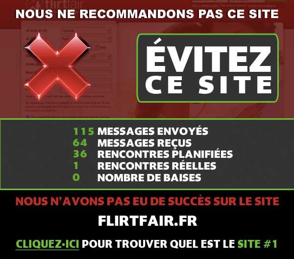 Analyse sur FlirtFair.fr